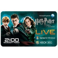 Microsoft 2100 Harry Potter Branded