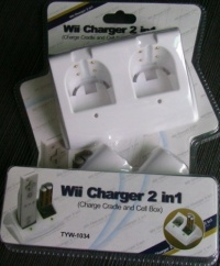 Charge Kit 2in1